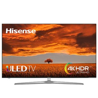 TV ULED 55'' Hisense 55U7AUHD 4K UHD HDR Smart TV