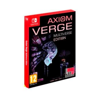 Axiom Verge: Multiverse Edition Nintendo Switch