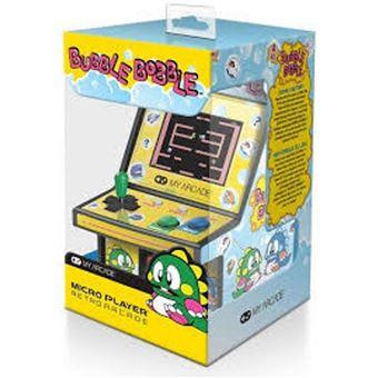 Consola Micro Retro Arcade Bubble Bobble