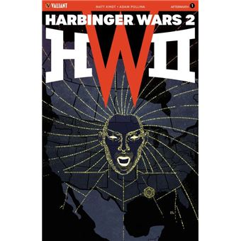 Harbinger war 2 Epílogo - grapa