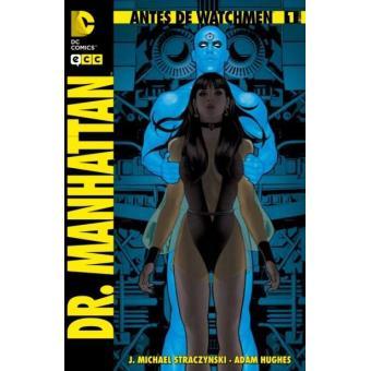 Antes de Watchmen. Dr. Manhattan1