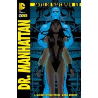 Antes de Watchmen. Dr. Manhattan1