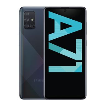 Samsung Galaxy A71 6,7'' 128GB Negro