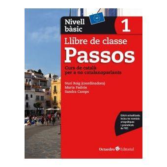 Passos 1. Llibre de classe. Nivell bàsic