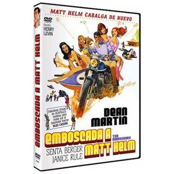 Emboscada a Matt Helm - DVD
