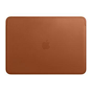 Funda de piel Apple para MacBook Pro 13'' Marrón caramelo
