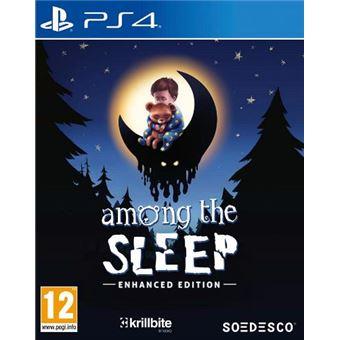Among The Sleep - Enhanced Edition - PS4