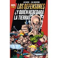 Los Defensores. ¿Y quién heredará la Tierra?. Marvel Gold