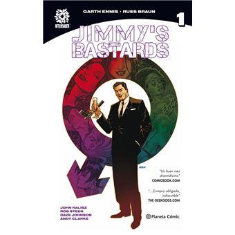 Jimmy's Bastards nº 01/02