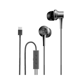 Auriculares Noise Cancelling Xiaomi Mi Noise Cancelling Tipo C Negro
