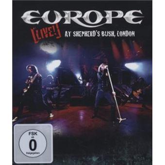 Live At Shepherds Bush London- Blu-Ray