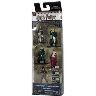 Pack 5 figuras Nano Metalfigs Harry Potter 2