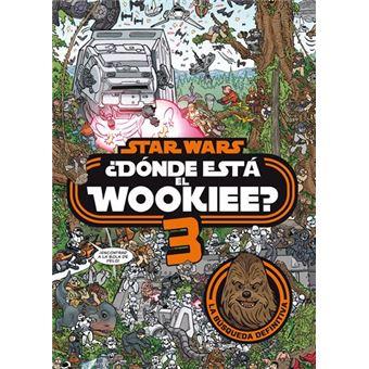 Star Wars. ¿Dónde está el wookiee? 3
