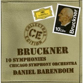 10 Symphonies (Box Set)