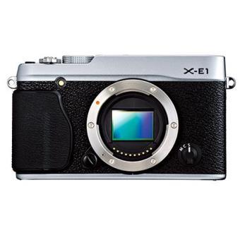 Cámara EVIL Fujifilm Finepix  XE1 16 Mp Silver