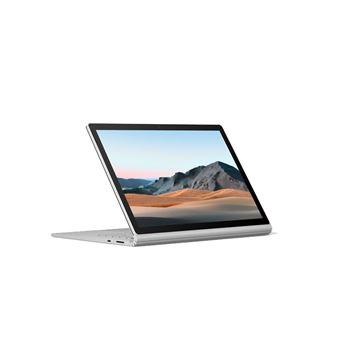 Microsoft Surface Book 3 i7 13,5'' 512GB Plata