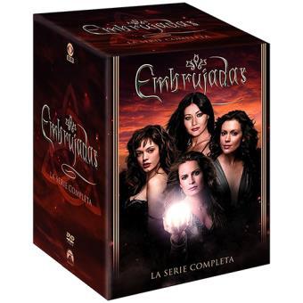 Pack Embrujadas Serie Completa - DVD