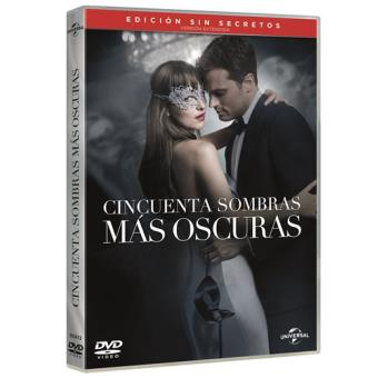 Cincuenta sombras más oscuras - DVD
