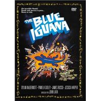 The blue iguana - DVD