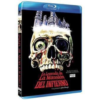 La Leyenda de la mansión del infierno - Blu-Ray