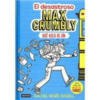 El desastroso Max Crumbly - Qué asco de día