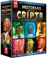 Historias de la cripta. Serie completa - Temporadas 1-7 - DVD