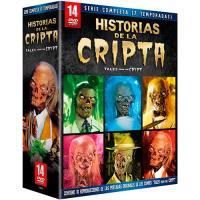 Historias de la cripta. Serie Completa  Temporadas 1-7 - DVD