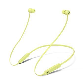 Auriculares Bluetooth Beats Flex Amarillo Yuzu