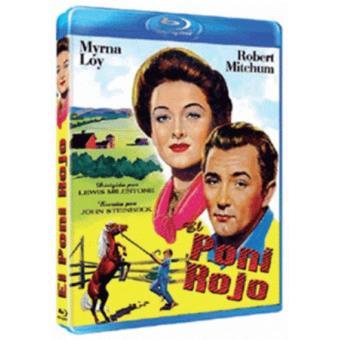 El poni rojo - Blu-Ray