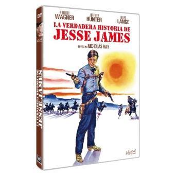 La verdadera historia de Jesse James - DVD