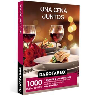 Caja regalo Dakotabox Una cena juntos