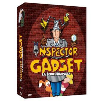 El inspector Gadget  Serie Completa - DVD