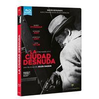 La ciudad desnuda  Ed Restaurada - Blu-Ray