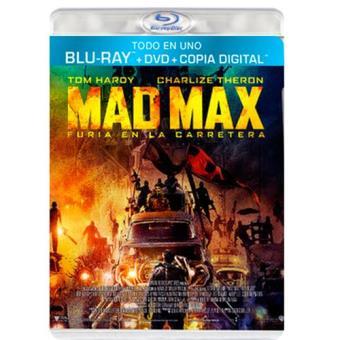 Mad Max. Furia en la carretera - UHD + Blu-Ray