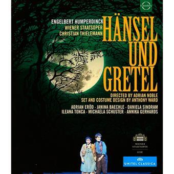 Humperdinck. Hänsel & Gretel (Formato Blu-ray)