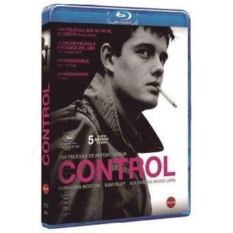 Control - Blu-Ray + DVD