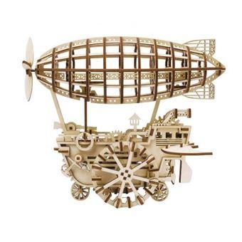 Maqueta globo dirigible