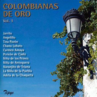 Colombianas de Oro Vol 1