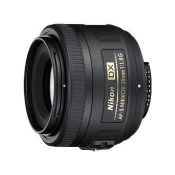 Objetivo Nikon AF-S DX 35mm f1.8G