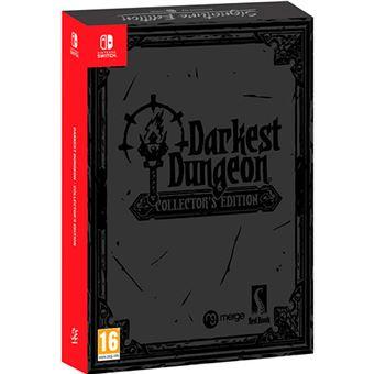 The collector darkest dungeon