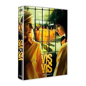 Vis a vis - Temporada 2 - DVD