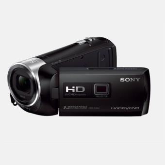 Sony HDRPJ240 Black Full HD Videocámara con Proyector
