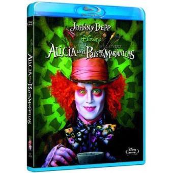 Alicia en el País de las Maravillas - Blu-Ray