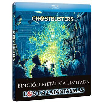 Los Cazafantasmas 1 - Steelbook Blu-Ray - Ed Limitada
