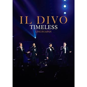 Il Divo.Timeless Live in Japan - DVD