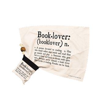 Paño limpiador de lentes Legami Booklover