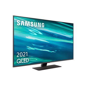 TV QLED 50'' Samsung QE50Q80A 4K UHD HDR Smart TV