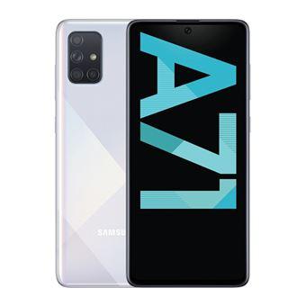 Samsung Galaxy A71 6,7'' 128GB Plata