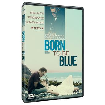 Born to Be Blue - DVD