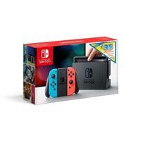 Consola Nintendo Switch Neon - 32GB +  Tarjeta de 35€ Nintendo eShop